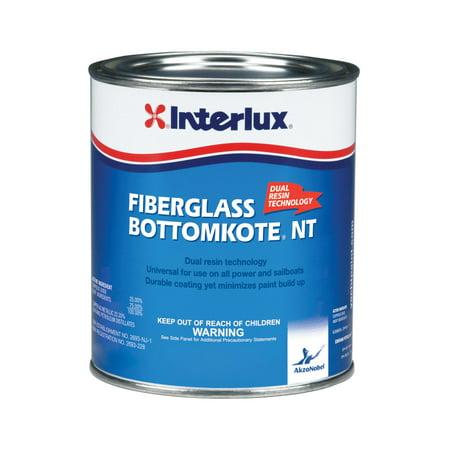 Interlux YBB359/QT Fiberglass Bottomkote NT Antifouling Paint - Green, Quart