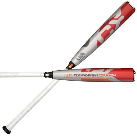 DeMarini CF Zen USA Balanced (-10) WTDXUFX-18 Youth Baseball Bat - 31/21 Demarini Youth Baseball Bats