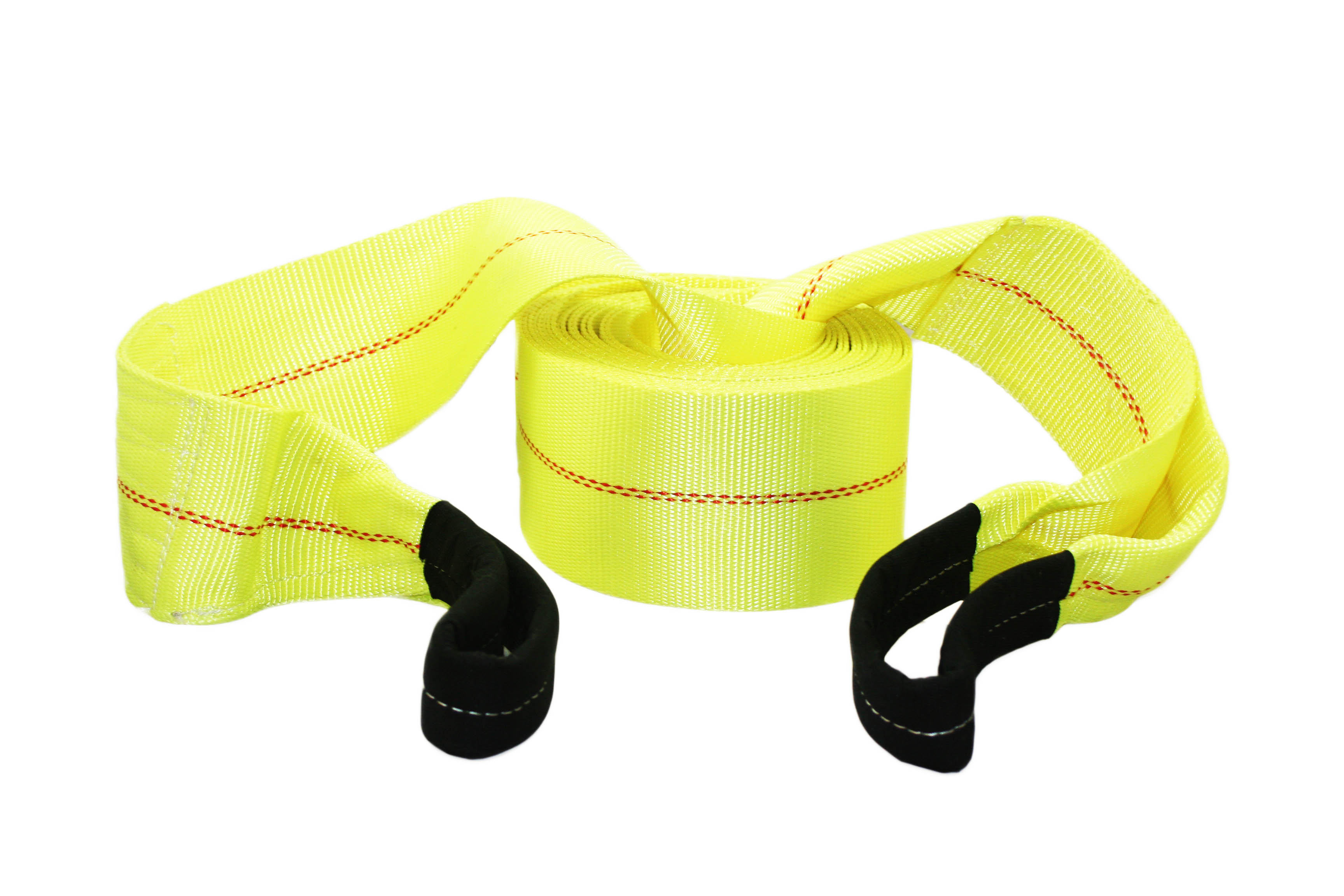 "ABN Tow Rope Strap 30' x 4"" 20,000lb Capacity Heavy Duty Towing Nylon 30 Feet by ABN"