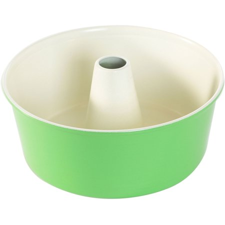 Nordic Ware Angel Food Cake Pan, Aluminum , 5 Year Warranty, 16 Cup, 10