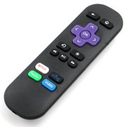 New Replacement Remote Control for Roku 1 2 3 4 (HD, LT, XS, XD) Streaming Player Roku Express
