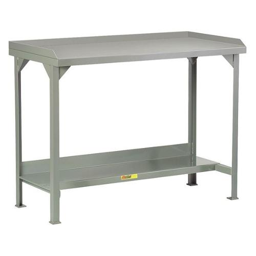 LITTLE GIANT WSL2-2448-36 Workbench,5000lb. Capacity,48inWx24inD G1862686