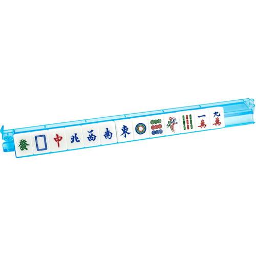 Sterling Games Set of 4 Mah Jongg Racks, Turquoise