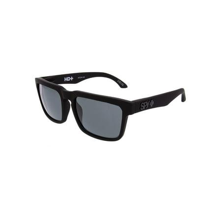 Men's Helm 673015973863 Black Square (Cheap Sunglasses Live)