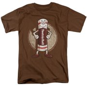 Tootsie Roll - Tootsie Man - Short Sleeve Shirt - Large
