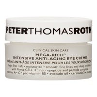 ($65 Value) Peter Thomas Roth Mega Rich Intensive Anti-Aging Cellular Eye Cream, 0.76 oz
