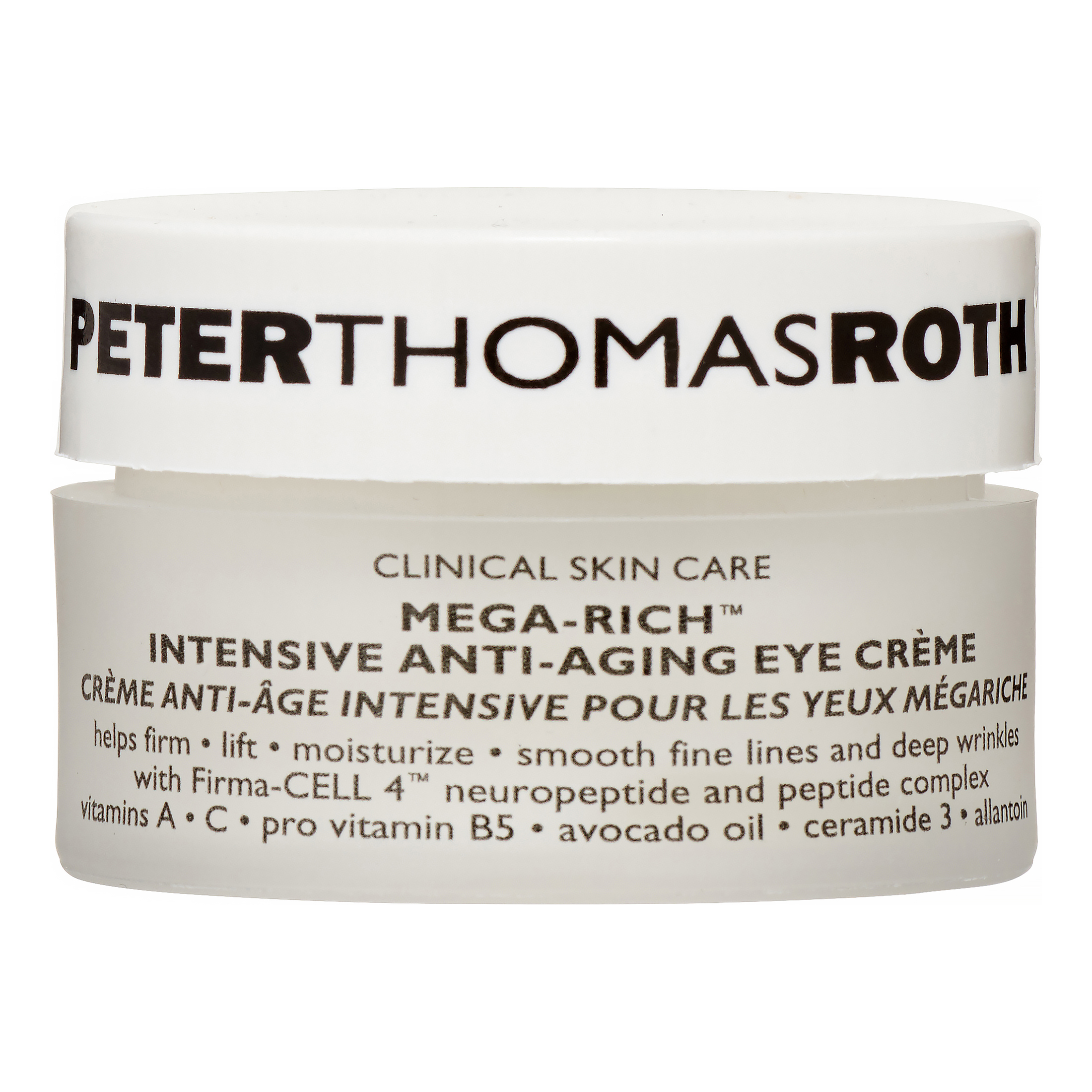 Peter Thomas Roth Mega-Rich Intensive Anti-Aging Cellular Eye Crème, 0.76 Oz