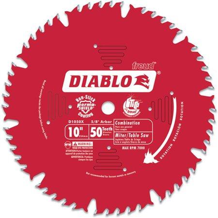 Freud Diablo Combination Blade
