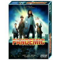 Pandemic Cooperative Board Game