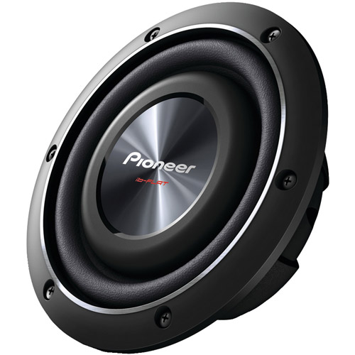 "Pioneer TS-SW2002d2 8"" 600W Shallow Subwoofer with Dual 2"" Voice Coils"