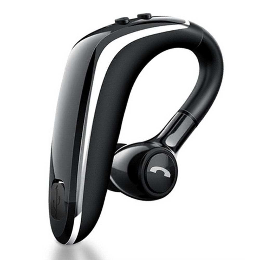 Bluetooth Headset Wireless V5 0 Business Bluetooth Earpiece In Ear Lightweight Sweatproof Earphones With Mic Work For Cell Phones For Office Workout Driving A Walmart Canada