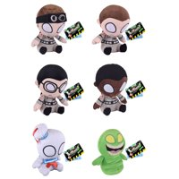 Funko Mopeez Plush Figures - Ghostbusters - SET OF 6 (Slimer, Stay Puft, Venkman, Stantz, Spengler &