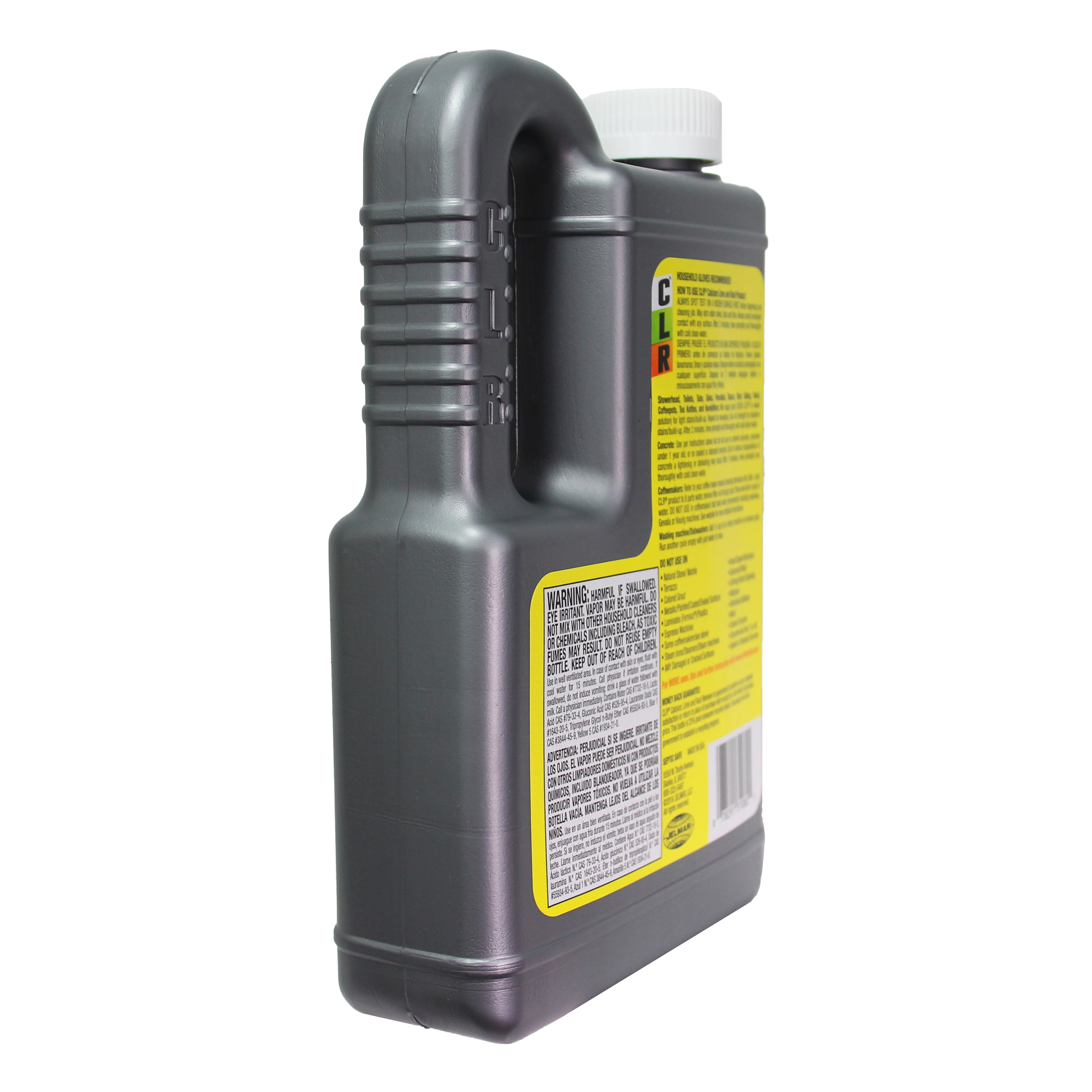 CLR Calcium, Lime \u0026 Rust Remover, 28 fl oz - Walmart.com
