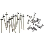 """DW True Pitch Tension Rods for 8-13"""" Toms (12-pack) 12 Pack"""