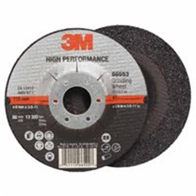 3M Abrasive 405-051115-66553 Cut-Off Wheel Abrasive, 4. 5 x 0. 25 x 0. 63-11 inch