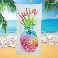 Hit the Beach - Pineapple Kids Beach Towel