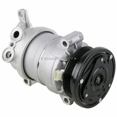AC Compressor & A/C Clutch For Chevy Silverado Avalanche GMC Sierra