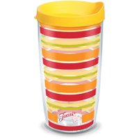Fiesta Sunny Line 16 oz Tumbler with lid