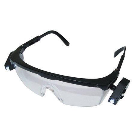 Smart Home LED Lighted Safety Glasses (Best Looking Safety Glasses)