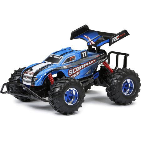 New Bright RC F/F 9.6V Scorpion Pro Vehicle, 1:10 Scale