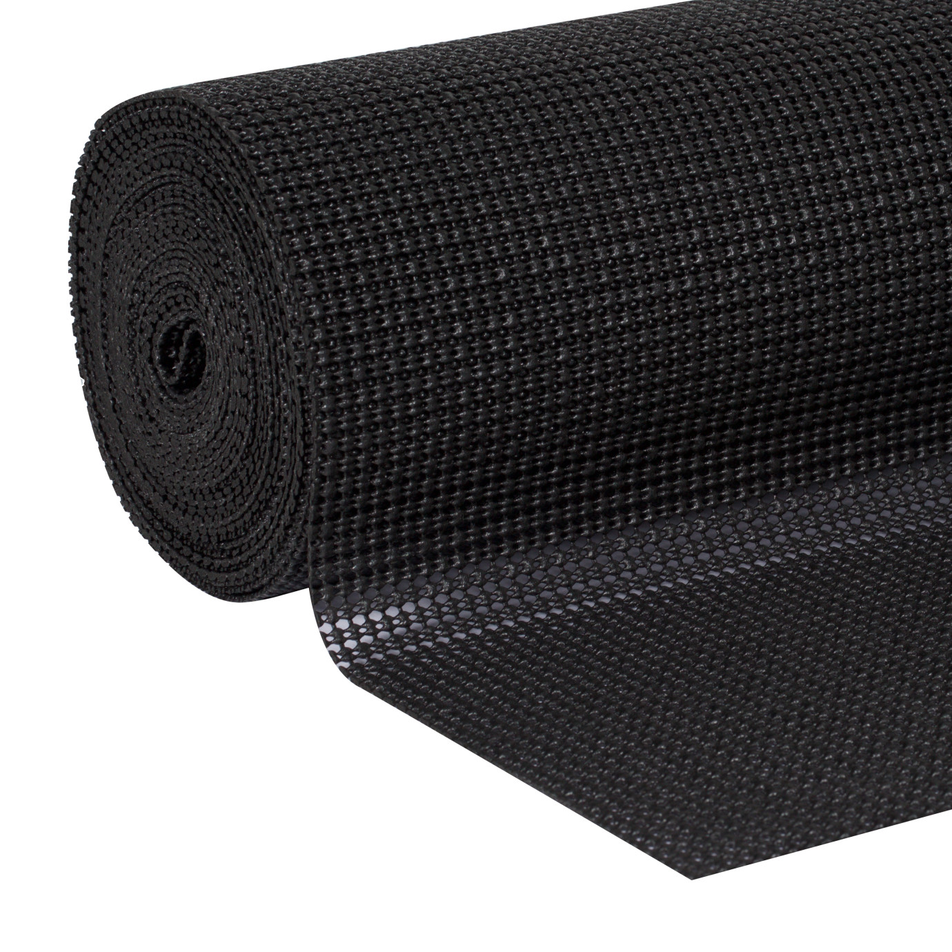 Select Grip Easy Liner Brand Shelf Liner - Black, 20 in. x 24 ft.