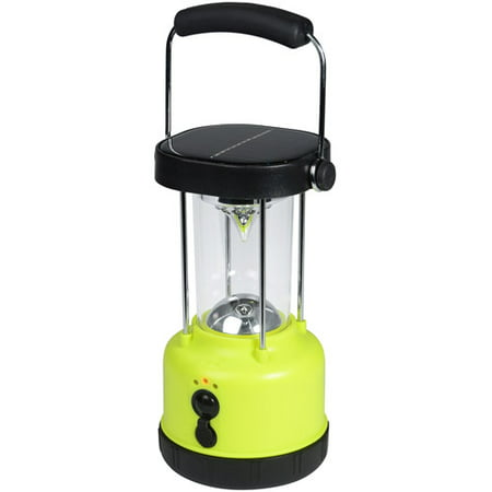- Hybrid Light Solar Hybrid Lantern Standard, 220 Lumens