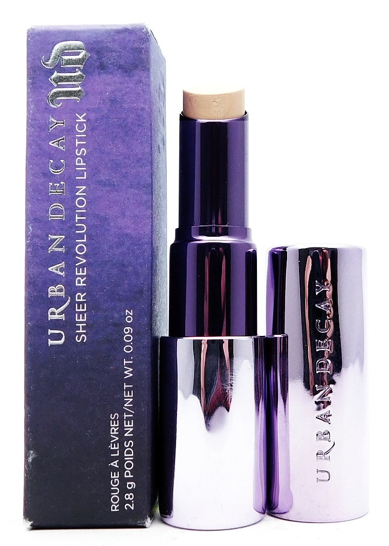 Urban Decay Sheer Revolution Lipstick Sheer Walk of Shame .09 Oz.