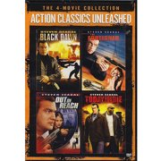 Action Classics Unleashed: Black Dawn   The Foreigner   Out of Reach   Today You Die (Widescreen) by SONY CORP