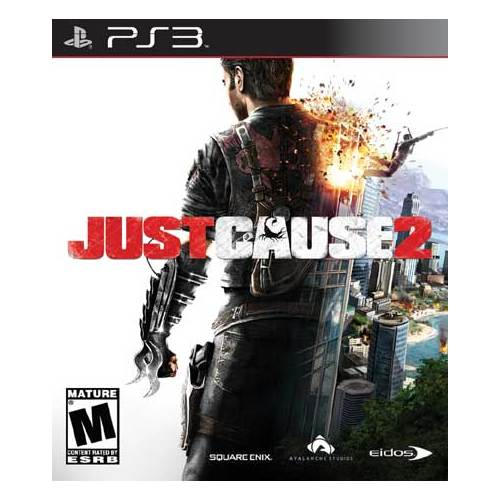 Warner Home Video Sjus2kus00 Just Cause 2 Ps3 (50079)
