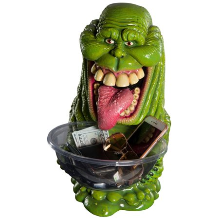 Ghostbusters Slimer Candy Bowl Holder - Ghostbusters Slimer Mask