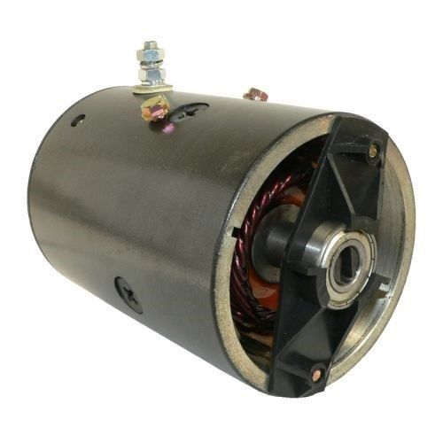 PUMP MOTOR FOR BOSS SNOW PLOW W-8992 46-2585 46-2595 46-262 46-349 46-717