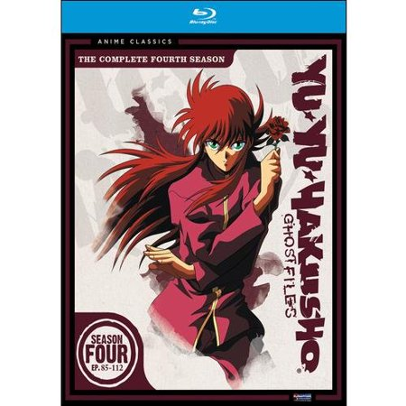Yu Yu Hakusho  Season Four  Blu Ray   Anime Classics   Japanese