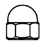 1/4-20 HEX CAP NUT 100/BOX