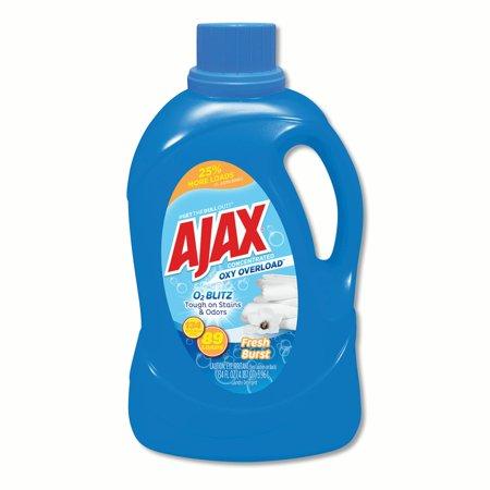 Oxy Overload Laundry Detergent, Fresh Burst Scent, 134 oz Bottle