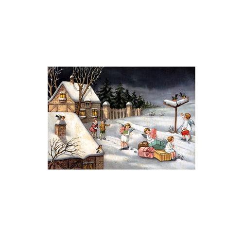 Alexander Taron Korsch Advent Card