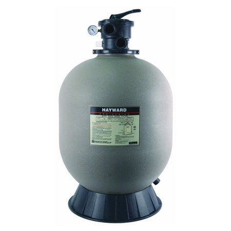 "HAYWARD S244T Pro Series 24"" Top-Mount Swimming Pool Sand Filter w/SP0714T Valve"