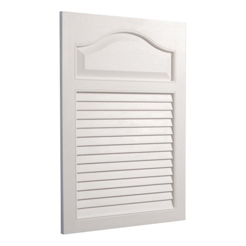 jensen medicine cabinet white grained wood look louver door 16w x 24h in medicine cabinet