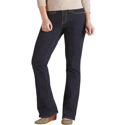 Signature by Levi Strauss & Co. Women's Curvy Bootcut Jeans