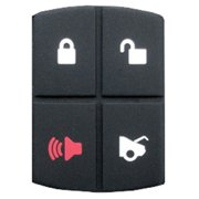 Kaba Ilco BP0014XXXX 4E Button Pad