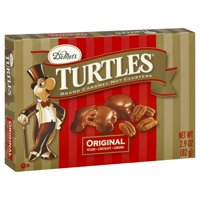 Turtles Brand Caramel Nut Clusters, 2.9 Oz.