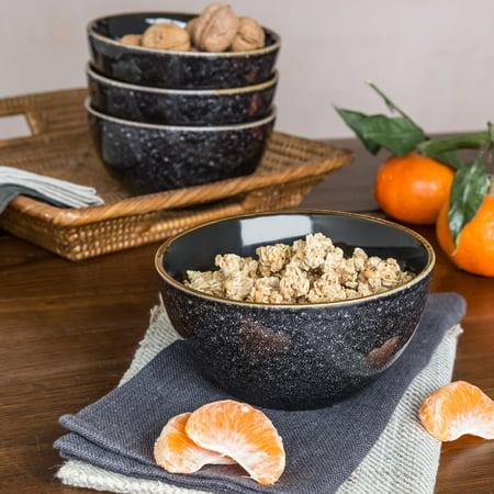 Better Homes & Gardens Burns Bowls, set of 4, - Punch Bowl Set