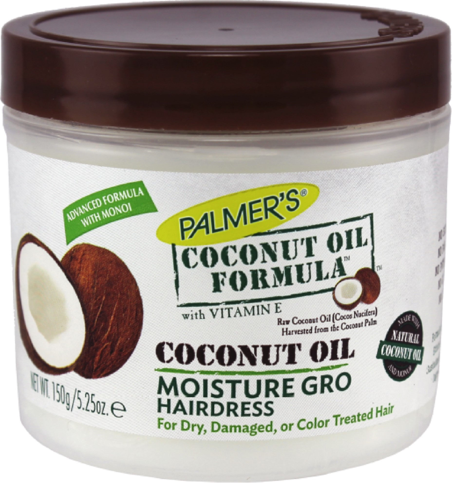 4 Pack - Palmer's Coconut Oil Formula Hair Conditioner 5.25 oz