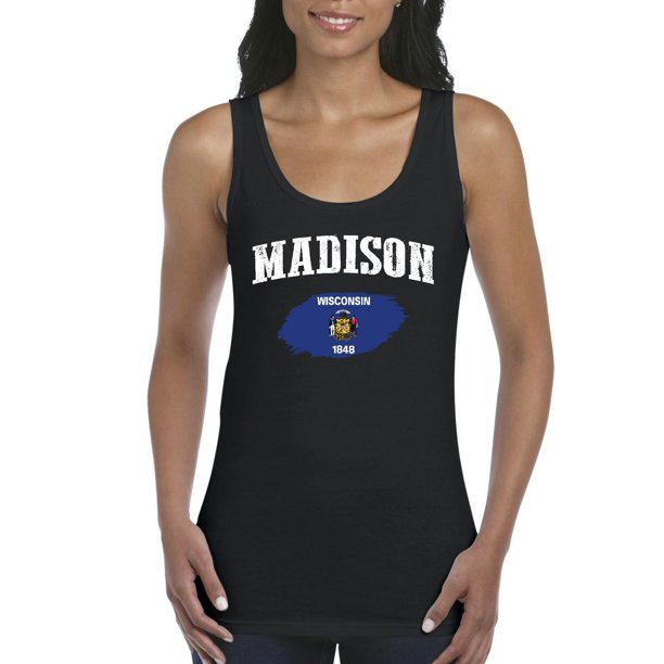 Madison Wisconsin Womens Tops