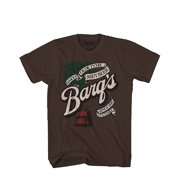 Barq's Root Beer Soda Pop Drink Funny Classic Vintage Logo Men's Adult Graphic Tee T-Shirt