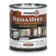 Best Mildew Resistant Paints - ZINSSER 2754 Interior Paint, Semi-gloss, Water Base, White Review
