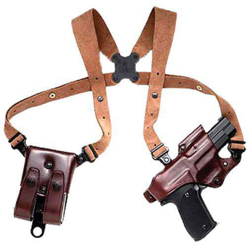 Click here to buy Galco JR228H Jackass 228H Adjustable, Havana Brown Leather with Suede Harness by GALCO INTERNATIONAL.