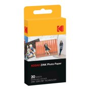Kodak ZINK Instant Paper 20pk Film