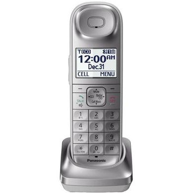 Panasonic KX-TGLA40S DECT 6.0 Additional Digital Cordless Handset for KX-TGL463S