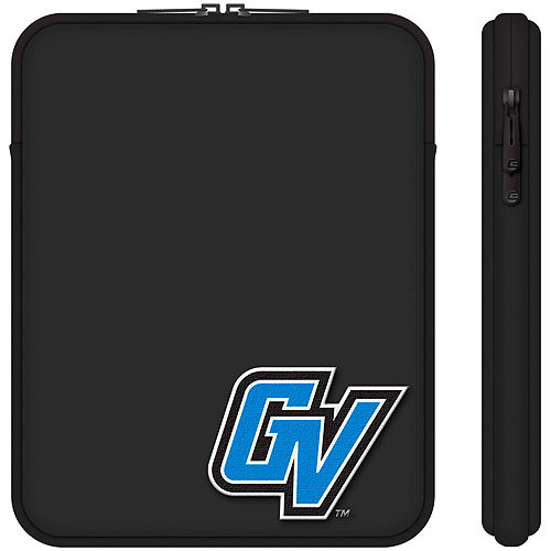"""Centon 10"""" Classic Black Tablet Sleeve Grand Valley State Univ."""
