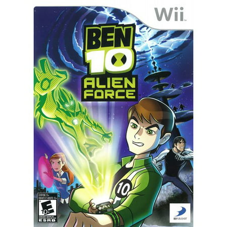 Ben 10 - Time Warner Ben 10 Alien Force Wii